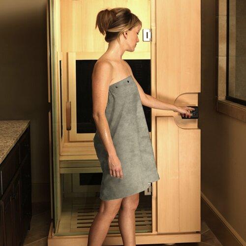 Bamboo Carbon Body Wrap Bath Towel