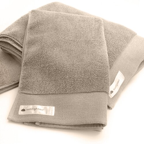 Bamboo Carbon Bath Towel