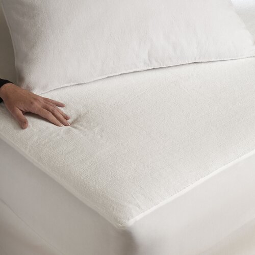 Southern Textiles Micro Plush™ Mattress Protector with Mico-Velour Luxury