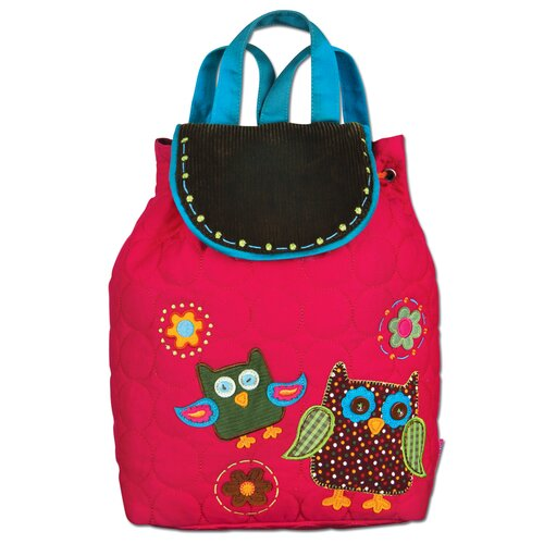 Signature Owl Backpack