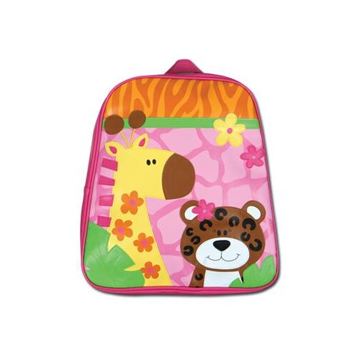 Girl Zoo Go-Go School Backpack