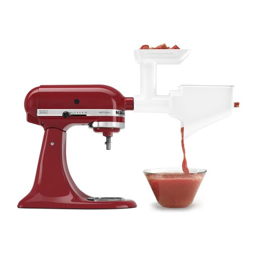 KitchenAid Fruit and Vegetable Strainer/Grinder Attachment