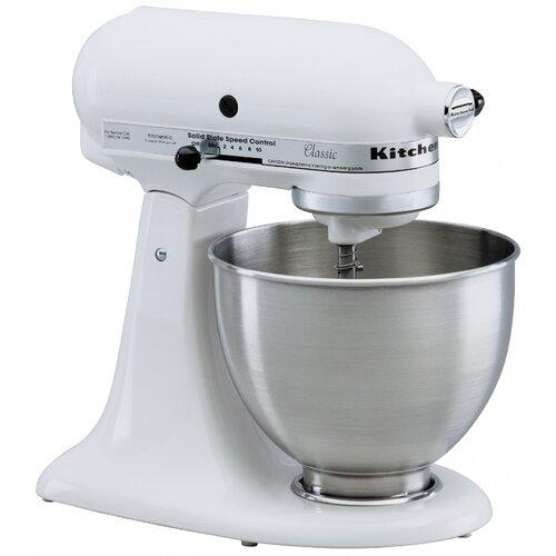 Kitchenaid Classic Mixer Sale ~ Kitchenaid classic series qt stand mixer reviews