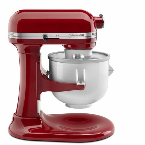 Kitchenaid Ice Cream Maker For Stand Mixer Reviews Wayfair