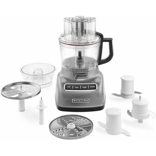 9-Cup Food Processor with ExactSlice System and External Adjustable Lever