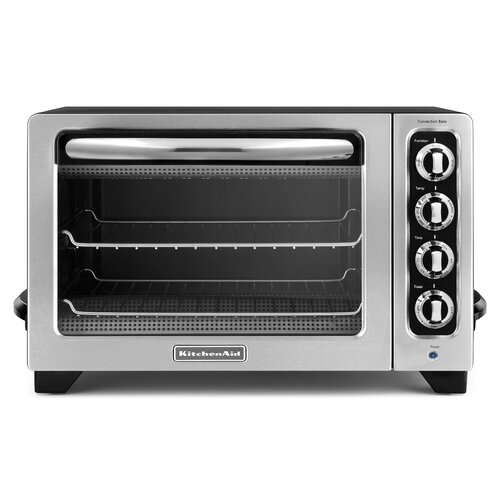 Countertop Toaster Convection Oven Reviews : KitchenAid 12