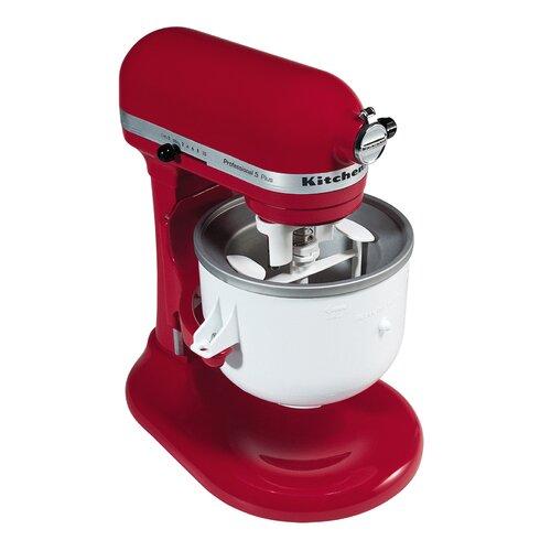 Kitchenaid Ice Cream Maker For Stand Mixer Reviews Wayfair