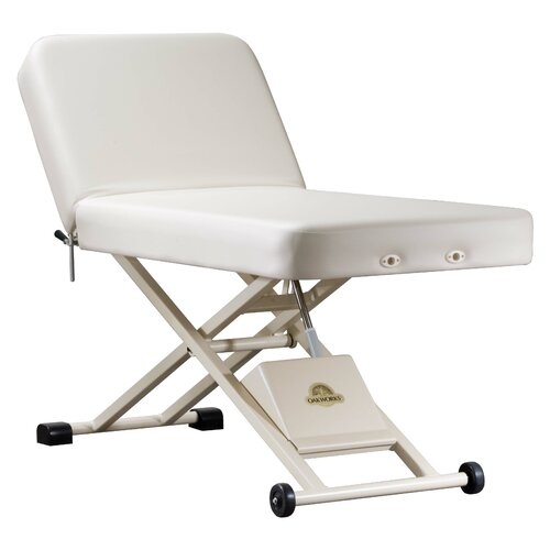 "Oakworks 31"" Proluxe Lift Assist Backrest Table"
