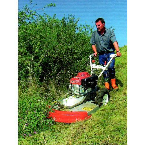 Orec Samurai Brush Mower
