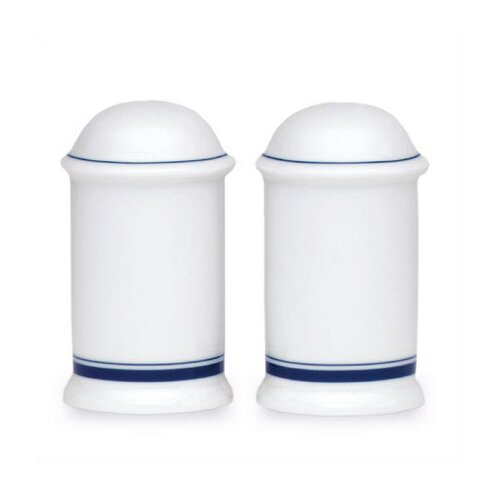 "Dansk Bistro Christianshavn Blue 3.75"" Salt and Pepper Set"
