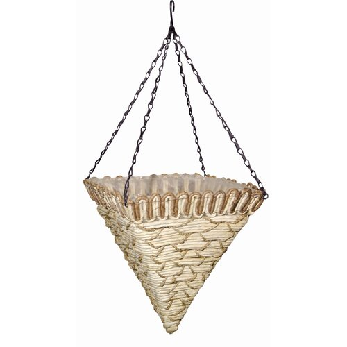 Robert Allen Sonoma Square Hanging Planter