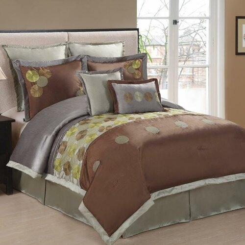 Candy 8 Piece Comforter Set