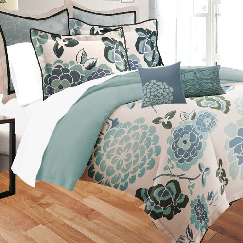 Jasmine 8 Piece Bed in a Bag Set