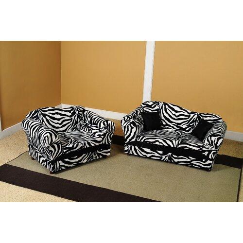 Fantasy Furniture Wave Kids Club Chair