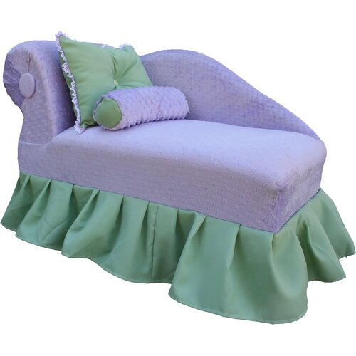 Fantasy Furniture Kid's Princess Chaise