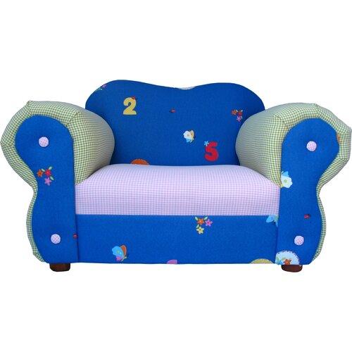 Comfy Kid's Club Chair