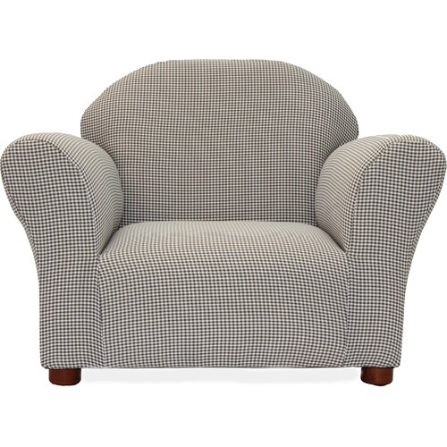 Roundy Ghingham Kid's Club Chair