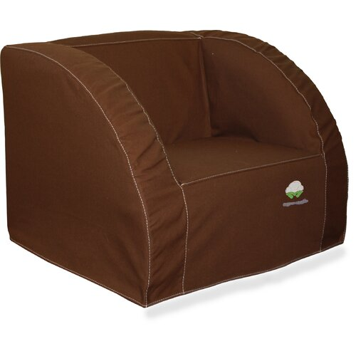 Pure Organic Slipcover Kid's Club Chair