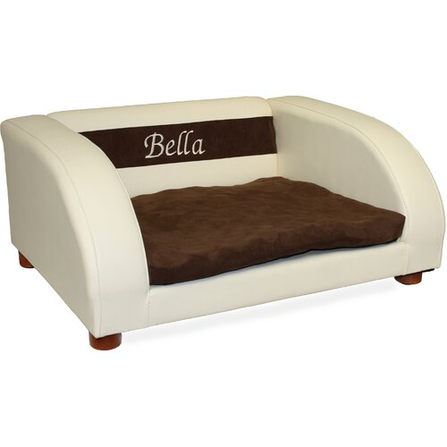 Fantasy Furniture Premium Personalized Orthopedic Memory Foam Dog Chair