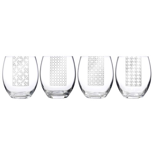 Luigi Bormioli Stemless Wine Glass