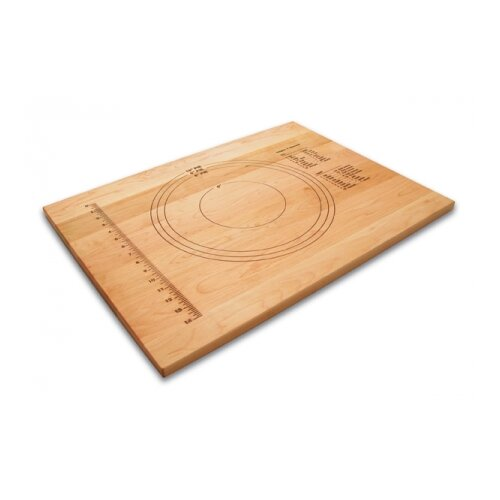 Snow River Essentials Pastry board in Maple