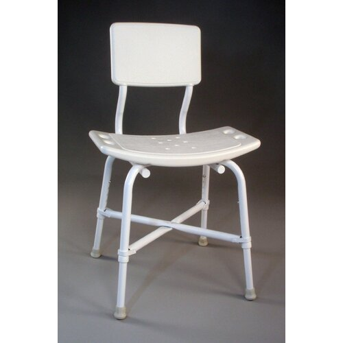 TFI Extra High Blow Molded Shower Chair