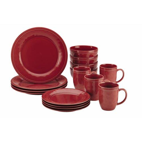 Cucina 16-Piece Dinnerware Set
