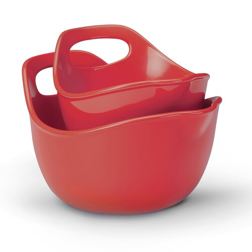 Stoneware Mixing Bowls