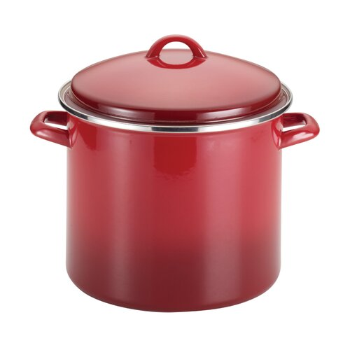 Rachael Ray 12-qt. Stock Pot with Lid