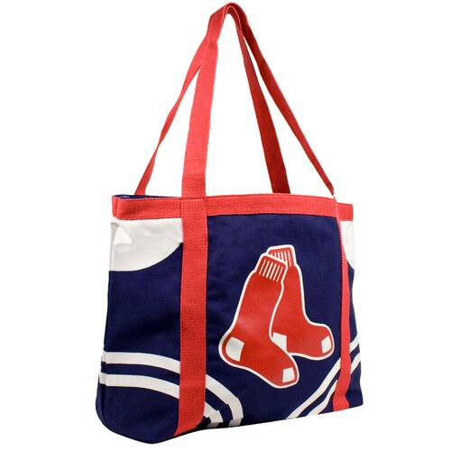 Little Earth MLB Canvas Tailgate Tote Bag