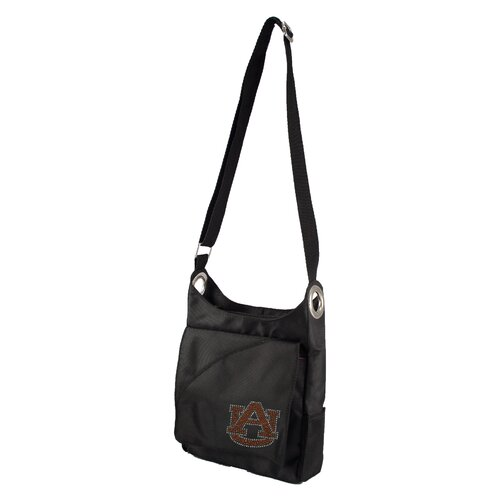 NCAA Sport Noir Color Sheen Cross-Body Bag
