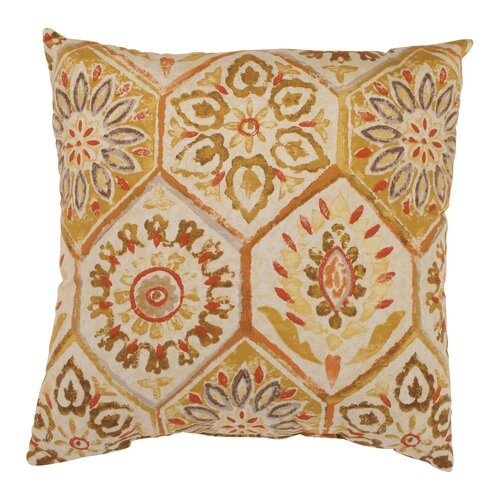 Pillow Perfect Summer Breeze Throw Pillow