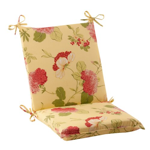 Pillow Perfect Risa Chair Cushion