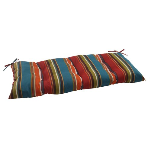 Pillow Perfect Westport Tufted Loveseat Cushion