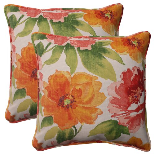 Pillow Perfect Primro Corded Throw Pillow