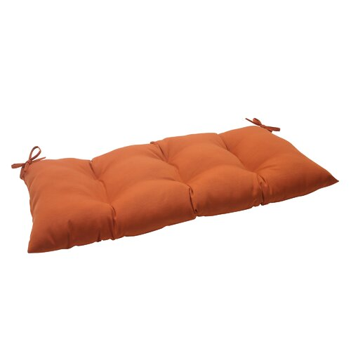 Cinnabar Tufted Loveseat Cushion