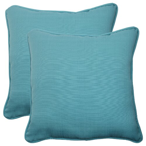 Pillow Perfect Forsyth Corded Throw Pillow