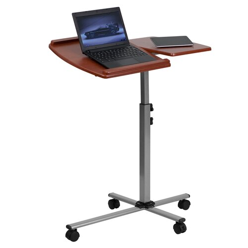 Flash Furniture Angle Mobile Laptop Stand
