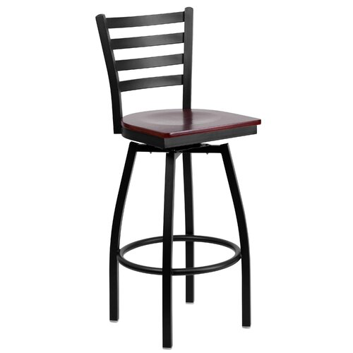 "Flash Furniture Hercules Series 30.25"" Swivel Bar Stool"
