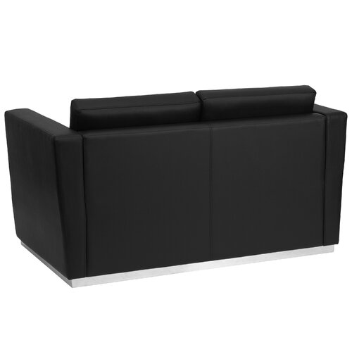 Flash Furniture Hercules Trinity Series Contemporary Loveseat