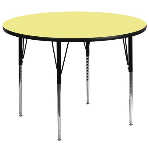 "Flash Furniture 60"" Round Classroom Table"