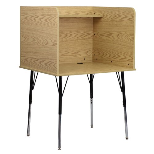 Flash Furniture Study Carrel Desk
