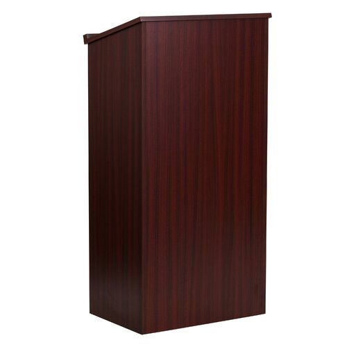 Flash Furniture Stand Up Full Podium