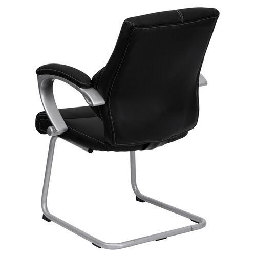 Flash Furniture Executive Guest Side Chair with Stitching