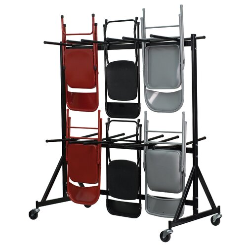 Flash Furniture Hanging Folding Chair Dolly