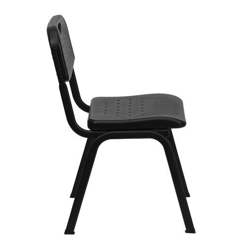 Flash Furniture Hercules Series Plastic Stack Chair
