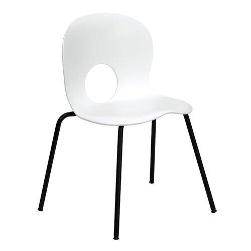 Flash Furniture Hercules Series Designer Plastic Stack Chair