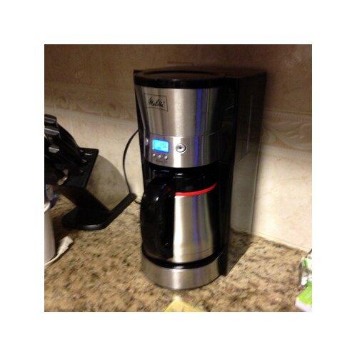 Melitta Coffee Maker 10 Cup Thermal (46894a) : Melitta Thermal Coffee Maker & Reviews Wayfair
