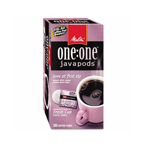 Melitta Melitta One 18 Pods Love At First Sip Coffee Pods