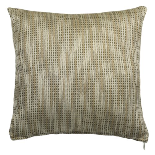 Reggae Stripe Outdoor and Indoor Square Pillow
